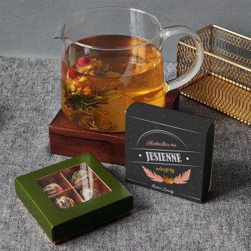 Na jesienne wieczory - Herbata kwitnąca