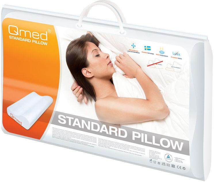 Szwedzka poduszka ortopedyczna z pamięcią kształtu Standard Pillow (MDQ001105)