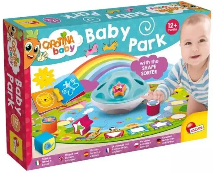 Carotina Baby - Park kształtów i kolorów - Lisciani
