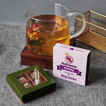 Najlepsze mamy - Herbata kwitnąca