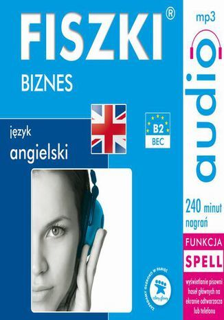 FISZKI audio j. angielski Biznes - Audiobook.