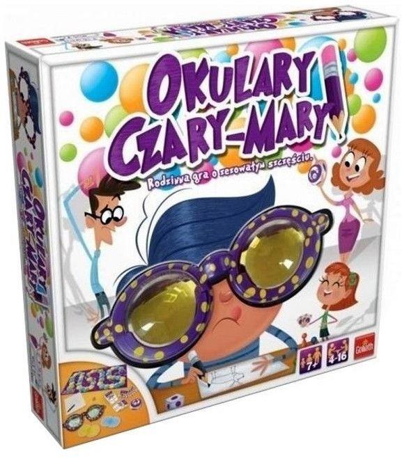 Okulary Czary-Mary