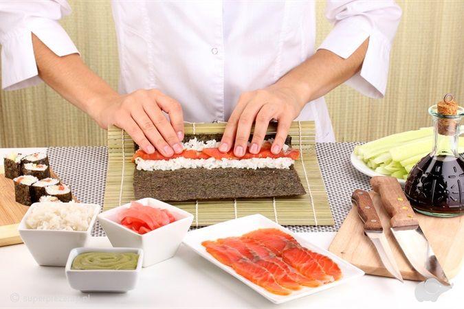 Kurs sushi Kraków