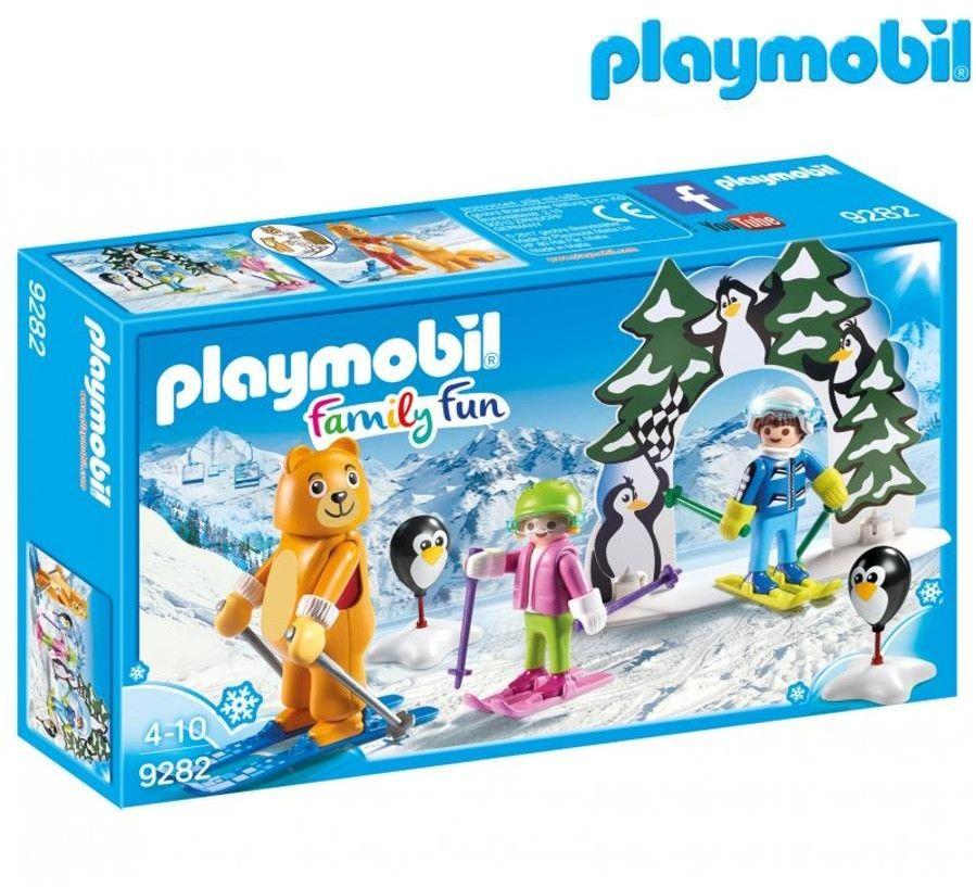 Playmobil - Szkoła narciarska 9282