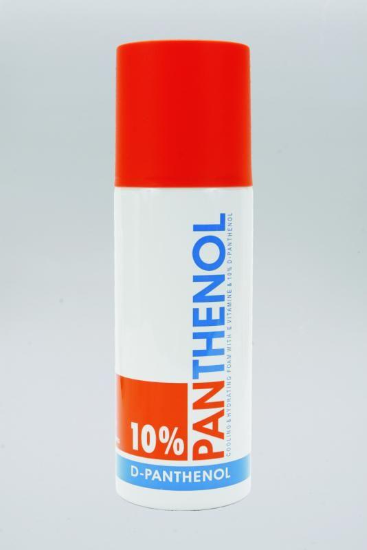 D-panthenol w sprayu d-pantenol na podrażnienia, oparzenia, po opalaniu