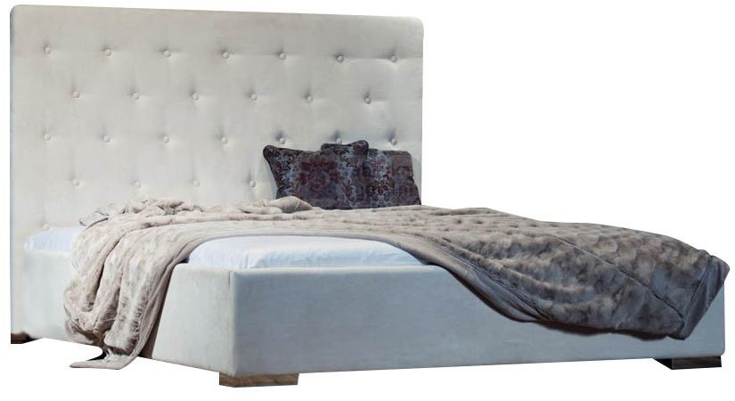 Łóżko tapicerowane Avanti z pojemnikiem New Design