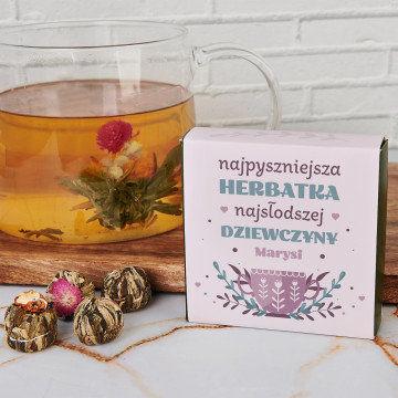 Najpyszniejsza herbatka - Herbata kwitnąca