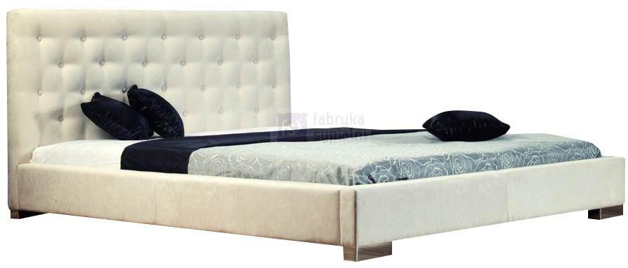 Łóżko tapicerowane Loft z pojemnikiem New Design
