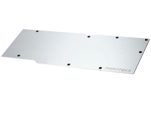 PHANTEKS RTX 2080/2080 Ti Founders Edition Backplate - chrome