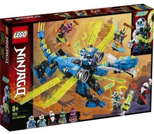 LEGO Ninjago - Cybersmok Jaya 71711