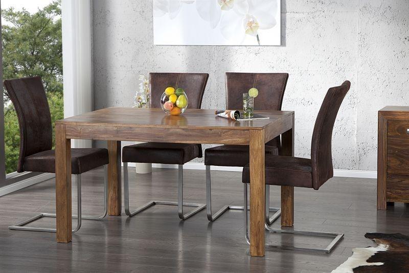 Stół drewniany Sogal 140