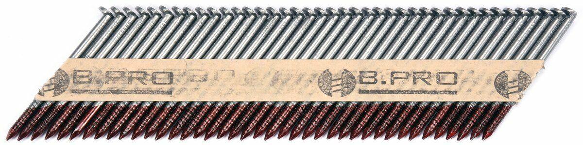 Gwoździe taśmowe do gwoździarki 50mm drut 2,8mm kąt 34 3000szt 72010 - ZYSKAJ RABAT 30 ZŁ