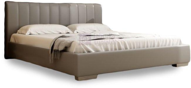 Łóżko tapicerowane Naomi z pojemnikiem New Design