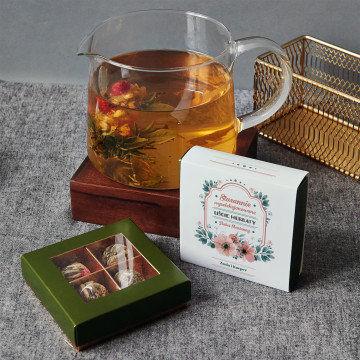Starannie wyselekcjonowane - Herbata kwitnąca