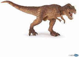 Papo 55075 DINOSAURIER bieżący T-Rex brązowy, wielokolorowy