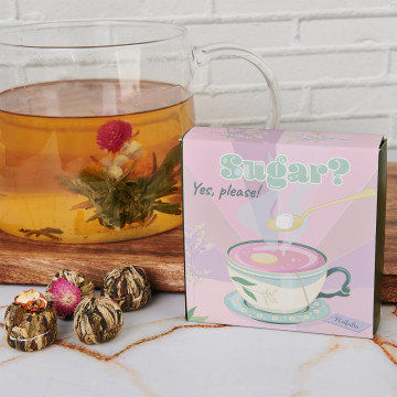 Sugar yes please - Herbata kwitnąca