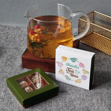 Tea time - Herbata kwitnąca