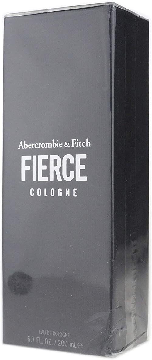 Abercrombie & Fitch Fierce 200 ml Cologne Spray, 1 opakowanie (1 x 200 ml)