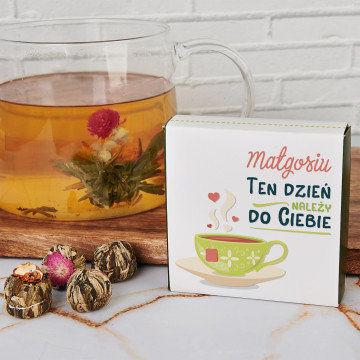 Ten dzień należy do ciebie - Herbata kwitnąca