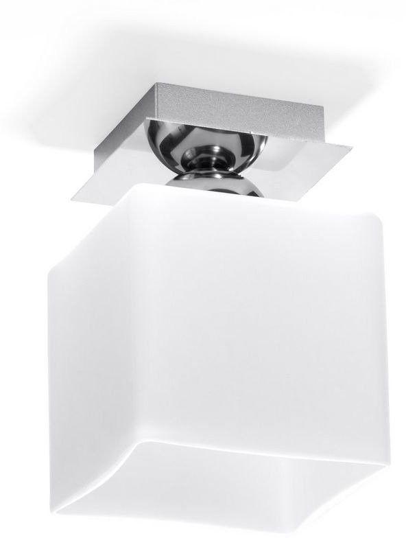 Sollux - plafon piazza 1 - chrom