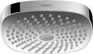 Select Hansgrohe głowica prysznicowa croma select e 180 2jet biały/chrom - 26524400 Darmowa dostawa