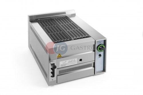 Grill gazowy z lawą wulkaniczną 8,5 kW Hendi Profi Line 143032
