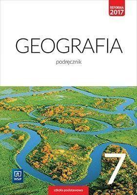Geografia SP 7 Podr. WSiP - Arkadiusz Głowacz, Maciej Lechowicz, Piotr Stanki