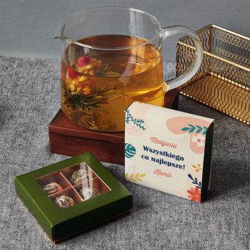 Wszystkiego co najlepsze - Herbata kwitnąca