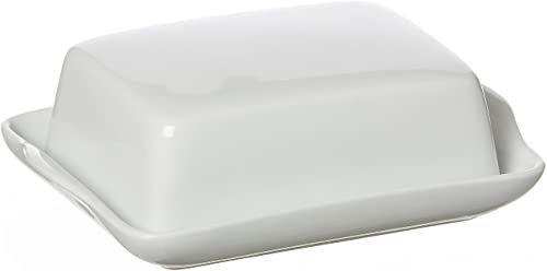 Ritzenhoff & Breker maselniczka Snap, 18 x 14 x 7 cm, porcelana, biała
