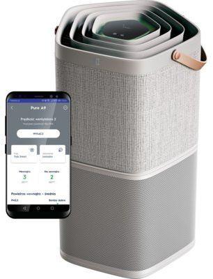 Oczyszczacz powietrza ELECTROLUX PA91-405GY Raty 0%! ODBIERZ FILTR ZA 1ZŁ! Dogodne raty! DARMOWY TRANSPORT!