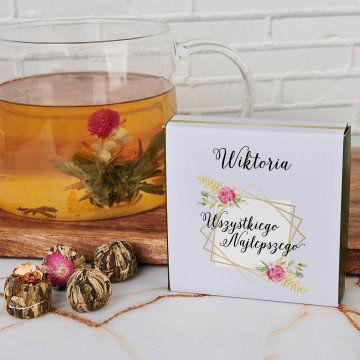 Wszystkiego najlepszego - Herbata kwitnąca