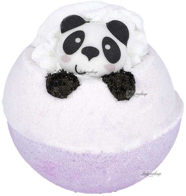 Bomb Cosmetics - Bear With Me - Musująca kula do kąpieli - PANDA