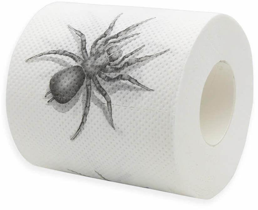 Papier toaletowy Pająk - 1 szt.