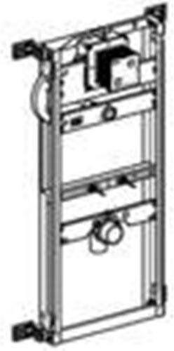 Kombifix Geberit element montażowy do pisuaru uniwersalny dla armatury podtynkowej - 457.611.00.1