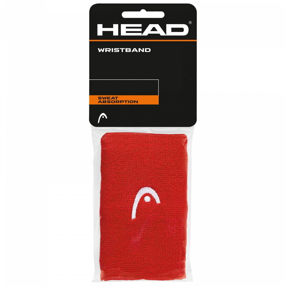 Head Frotki na nadgarstki 5'' - red
