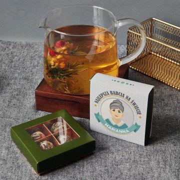 Babunia - Herbata kwitnąca