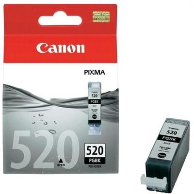Tusz Oryginalny Canon PGI-520 BK (2932B001) (Czarny) - DARMOWA DOSTAWA w 24h