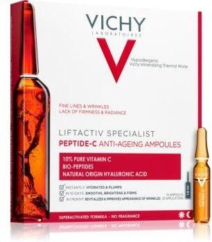 Vichy LiftActiv Specialist Peptide-C Ampułki anti-ageing 10x1,8ml