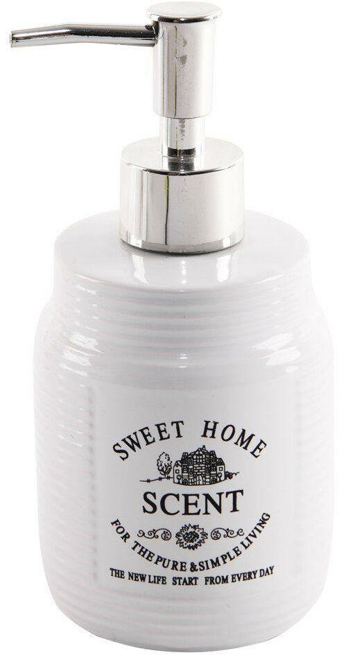 Dozownik do mydła / płynu do naczyń SWEET HOME