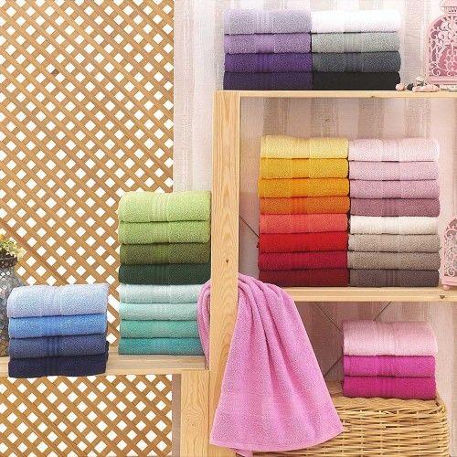 Hobby Ręcznik Bawełna 100% RAINBOW PINK 50X90