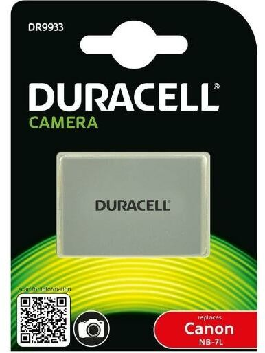 Duracell DR9933 zamiennik Canon NB-7L