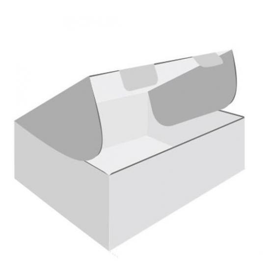 Karton fasonowy 200 x 100 x 50 bialy f 426