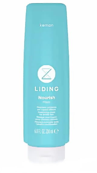 Kemon Liding Nourish maska odżywcza suche włosy 200ml