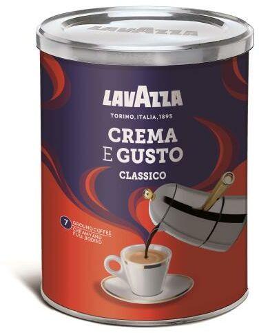 Lavazza Crema E Gusto 250g (puszka) - szybka wysyłka!