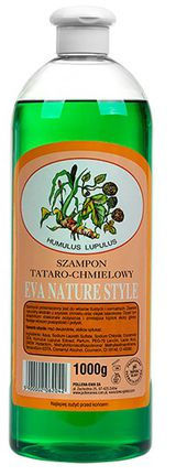 Eva Nature Style Szampon Tatarakowo-Chmielowy 1000