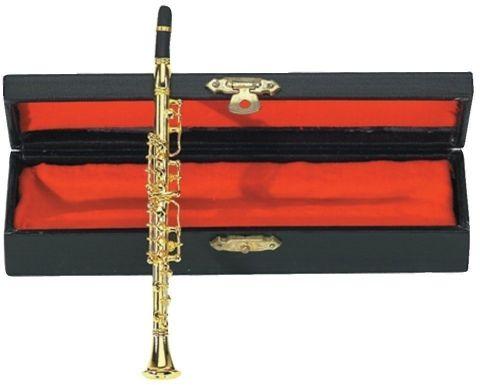 GEWA Miniaturki instrumentów Klarnet