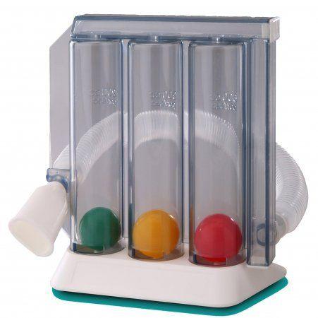 Spirometr Pulmo-Gain CA-MI urządzenie do ćwiczeń oddechowych