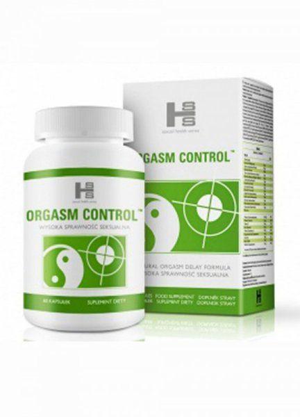 Supl.diety-Orgasm Control 60 tab.