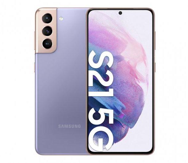 Samsung Galaxy S21 5G Fioletowy/Violet SM-G991BZVDEUE