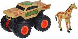 Wild Republic 22878 prezenty z żyrafą i ciężarówki dla dzieci, pomysłowa zabawka do zabawy